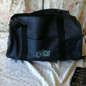 Jr duffle bag ALL STAR monogram, NWOT